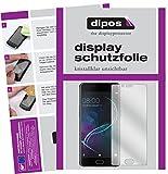 dipos I 6X Schutzfolie klar passend für Doogee Shoot 1 Folie Bildschirmschutzfolie