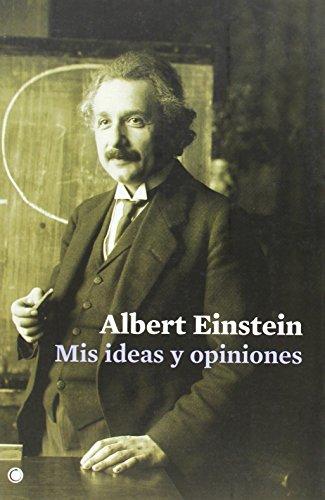 Portada del libro Mis ideas y opiniones (Conjeturas)