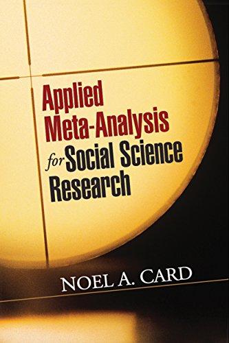 Methodology & Research Social Sciences Methodology