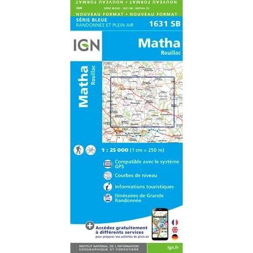1631SB MATHA