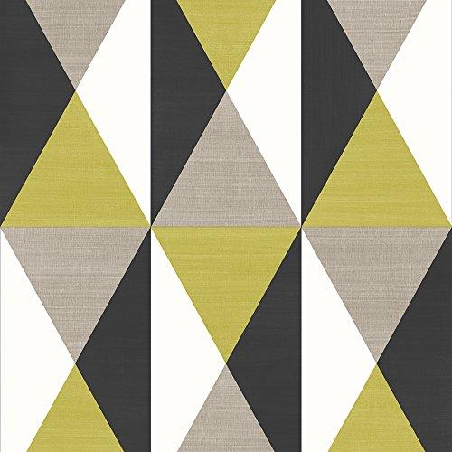 muriva-j67904-12-just-like-it-rhombus-wallpaper-rolls-yellow