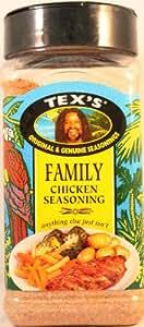 Tex's Family Chicken Seasoning 350g