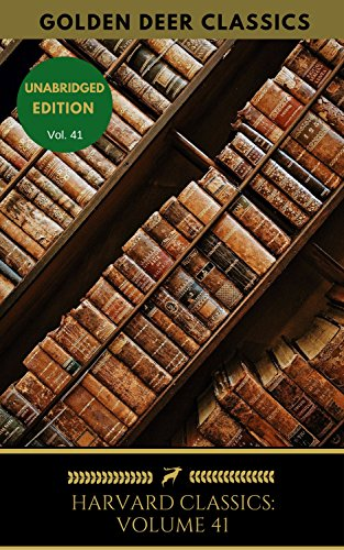 Harvard Classics Volume 41: English Poetry 2: Collins To Fitzgerald (English Edition)