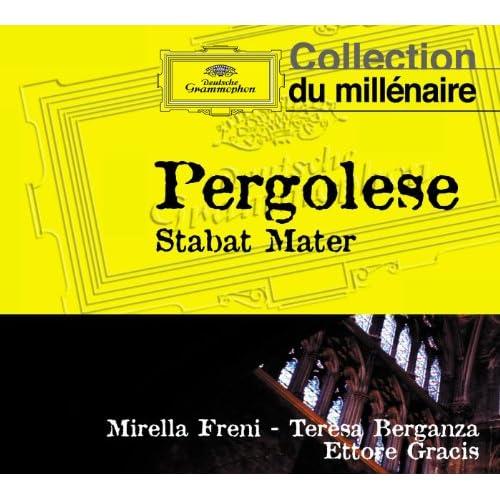 Pergolesi: Stabat Mater; Scarlatti: Concerto Grosso No. 1; 3; 5