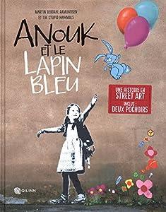 """Afficher """"Anouk et le lapin bleu"""""""