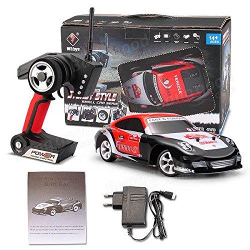 Lanlan auto fernsteuerung 2 4G 4WD hochwertige geb rstete RC Auto Drift Auto*