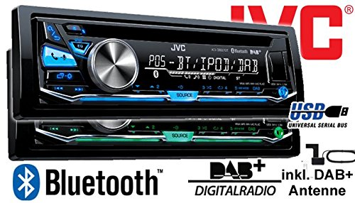 Dacia logan u2013 jvc kd db97bt u2013 dab digitalradio bluetooth usb