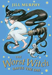 The Worst Witch Saves the Day by Jill Murphy (2005-10-06)