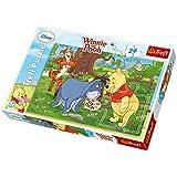 Trefl - Puzzle Winnie the Pooh de 24 piezas (TR14137)