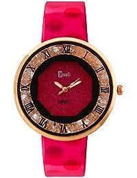 Cavalli Designer Series Red Analog Watch-For Women,Girls