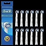 Oral-B– Aufsteckbürsten-Pack für aufladbare Zahnbürsten Pack of 12