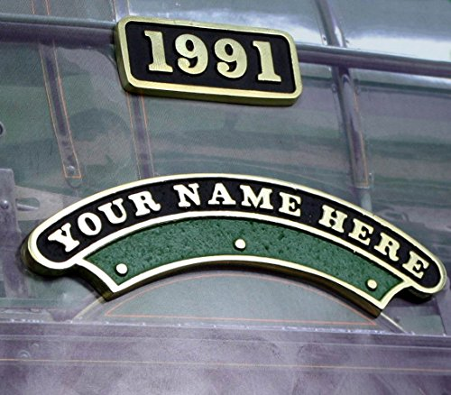 personalised-railway-gift-of-a-steam-engine-nameplate-with-his-name-and-birth-year-cast-in-solid-bra