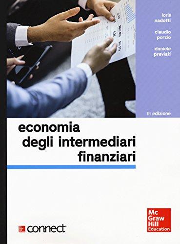 Economia degli intermediari finanziari + connect (bundle). Con Contenuto digitale per download e accesso on line