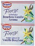 Dr.Oetker Finesse 2er nat▒rliches Bourbon Vanille