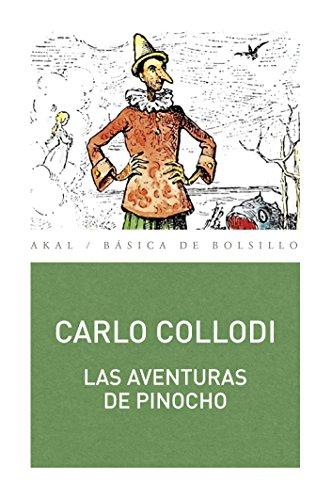Las aventuras de Pinocho (Básica de Bolsillo nº 348) eBook: Carlo ...