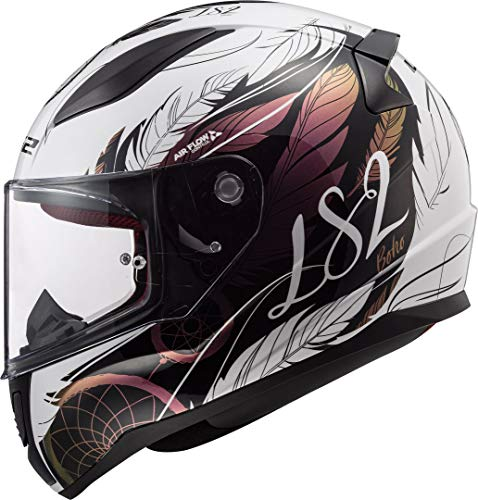 Zoom IMG-2 ls2 ff353 rapid boho casco