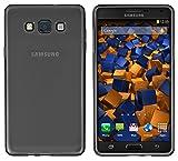 mumbi TPU Schutzhülle Samsung Galaxy A7 Hülle transparent