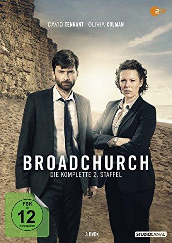 Bild von Broadchurch - Die komplette 2. Staffel [3 DVDs]
