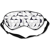 Comfortable Sleep Eyes Masks Plain Printed Sleeping Mask For Travelling, Night Noon Nap, Mediation Or Yoga preisvergleich bei billige-tabletten.eu