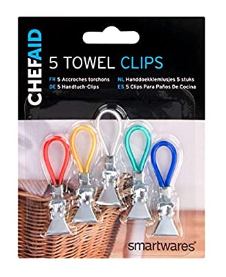 Chef Aid Tea Towel Clips : everything £5 (or less!)