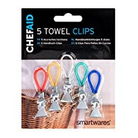 Chef Aid Tea Towel Clips