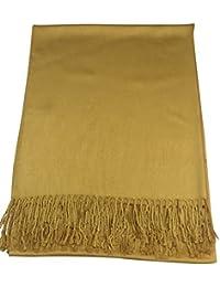 Solides secondes couleur châle pashmina enveloppe d écharpe Châles Pashminas  Foulards ... b9dfa9768db