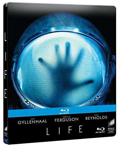life-steelbook-blu-ray