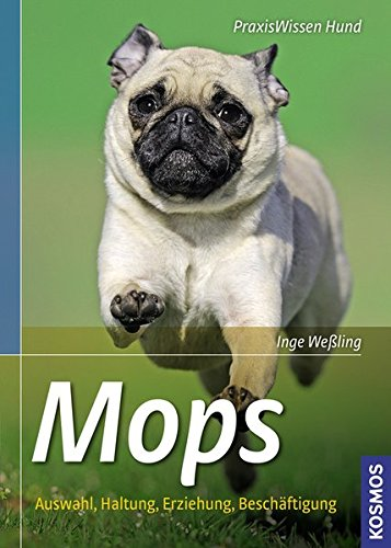 Mops: Auswahl, Haltung, Erziehung, Beschäftigung (Praxiswissen Hund) - Mops-fotos