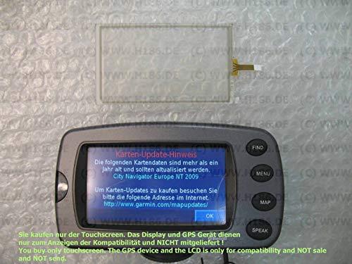 H186 Kompatibel mit Garmin StreetPilot 2610 2620 2720 2820 Ersatz Replacement Touchscreen Digitizer Touch Screen Garmin Streetpilot 2820