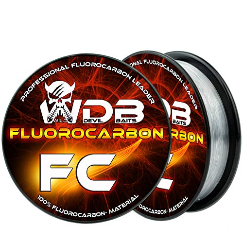 Angel-Berger FC 100% Fluorocarbon super Strong (0.30mm / 6.30Kg / 30m) -