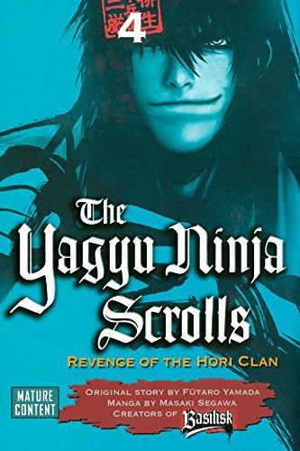 Yagyu Ninja Scrolls Vol. 4 (English Edition) eBook: Masaki ...