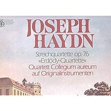 """Haydn: Streichquartette op. 76 """"Erdödy-Quartette"""" [Vinyl Schallplatte] [3 LP Box-Set]"""