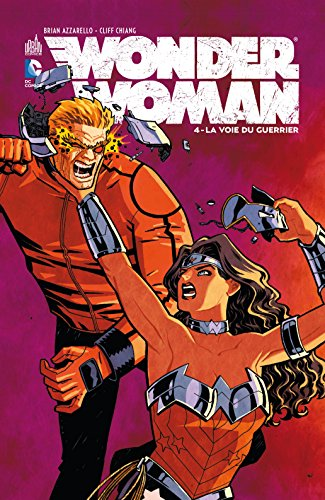 Wonder Woman tome 4