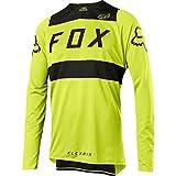 Fox Flexair Jersey, Gelb/Schwarz, Größe M