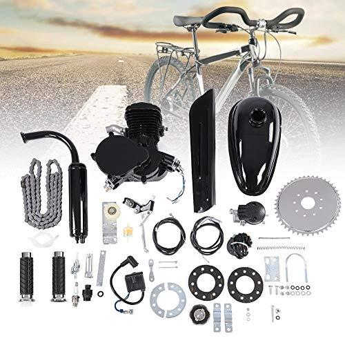 Solong 80CC 2-Takt-Motor-Set für Fahrräder mit Pedal für Benzinmotoren -