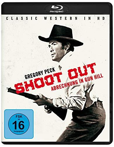 Shoot Out - Abrechnung in Gun Hill [Blu-ray]