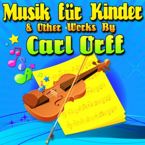 Kinder-tanz-musik (Musik für Kinder IV, Lieder und Tänze, No. 7/8: In Kleinstem Raum)