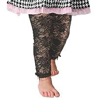 Baby Emporio–Punte da bambina Leggings fiocchi sacchetto per