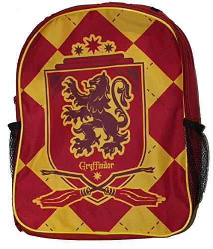 c835ab430ae3 Girls Boys Harry Potter Gryffindor Slytherin Houses Reversible Backpack