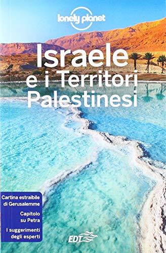 israele e i territori palestinesi. con carta estraibile