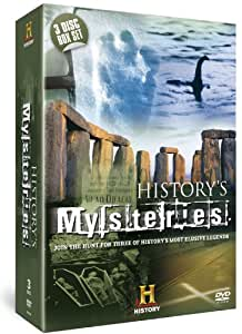 History's Mysteries  (3-Disc Box Set) [DVD]