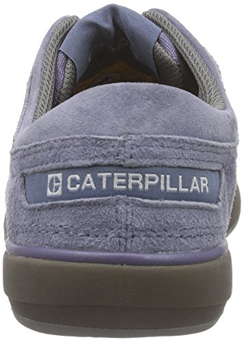 Caterpillar Attent Canvas, Baskets Basses Homme Gris - Grau (MENS FOLKSTONE GRAY)