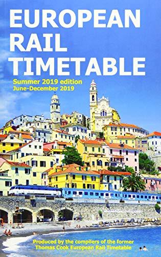 European Rail Timetable Summer 2019 - Du Rail
