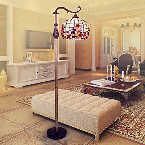 classica-soggiorno-conchiglie-tiffany-lampada-e-12-pollici-sfera-del-fiore-rich-mediterranean-garden