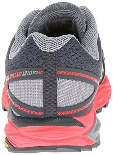 New Balance  WT1210 B V2, Chaussures de trail femme Grey/Pink