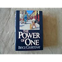 The Power of One by Bryce Courtenay (1989-06-05)