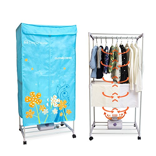 concise-home-electric-clothes-dryer-indoors-two-layers-fast-air-dry-hot-wardrobe-machine-drying-rack