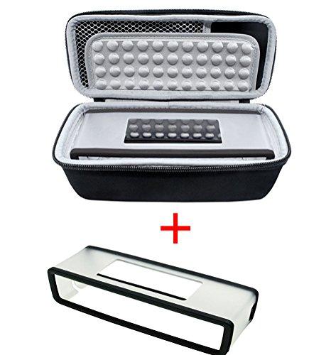 poschell-hard-case-travel-bag-travel-storage-protection-box-soft-cover-for-bose-soundlink-mini-2-blu