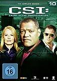 CSI: Crime Scene Investigation - Season 10 [6 DVDs] -