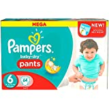 Pampers - Baby-Dry Pants - Couches